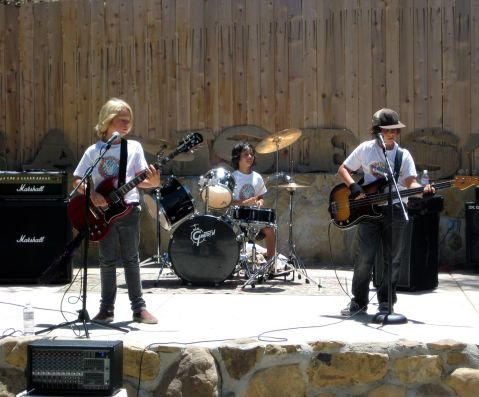 Image of band