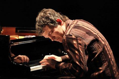 Pianist Brad Mehldau
