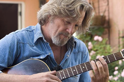 Jeff Bridges stars in <em>Crazy Heart</em>.