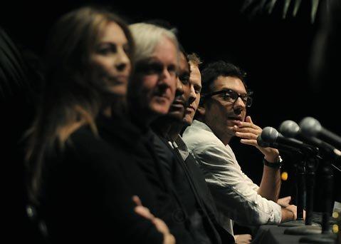 Directors panel, SBIFF 2010