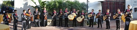 Santa Barbara Youth Mariachi Group