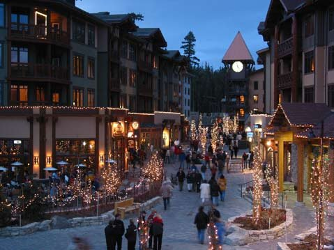 As Mammoth Mountain starts focusing on evening entertainment, the Village is increasingly the place-to-be when the slopes have been properly shredded.