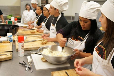 City youth program gets kids in the kitchen and out in the culinary world.