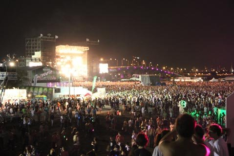 Ultrra Music Festival