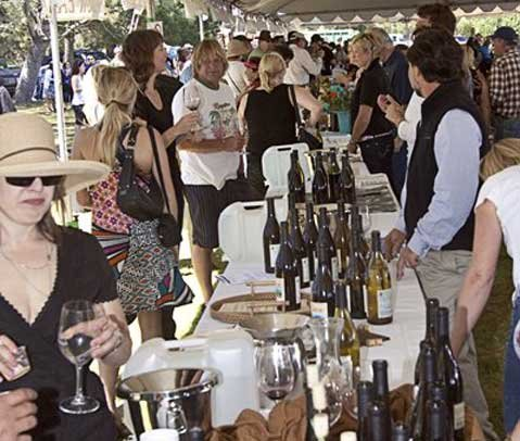 "<strong>LOTS TO LOVE:</strong>  There will be so many wineries at the Vintners' Festival on April 17 that organizer Jim Fiolek warned, ""I'd probably have you arrested if you tried to taste everything here. You can't do it."""