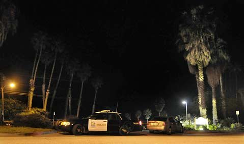 Hendry's Beach parking lot closed due to the investigation of a fatal stabbing Thursday April 15, 2010