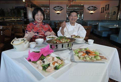 CHING CHOMP: Listen to Yen Ching owners Mei-Li and Joe Tzeng and opt for something other than sweet-and-sour pork or orange chicken the next time you eat at their establishment. Try an item from the Chinese language menu or just tell them what you like and be sweetly surprised.