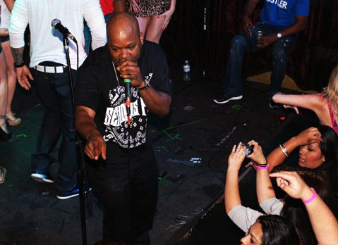 Too $hort at Velvet Jones.