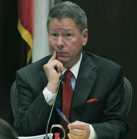 Santa Barbara City Councilmember Dale Francisco