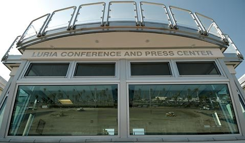 La Playa Stadium's  Luria Conference and Press Center