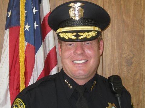 UCSB Police Chief Dustin Olson