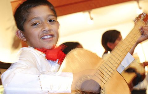 <em>Ciudad de los Niños</em> Orphanage Choir will perform this week in downtown Santa Barbara.