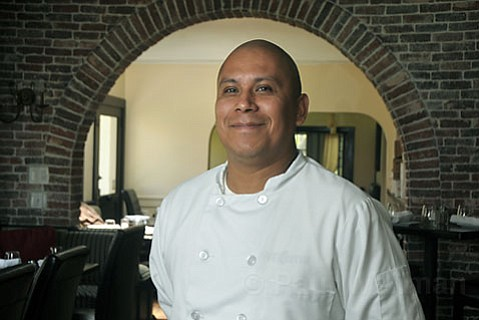 Chef Luis Araiza