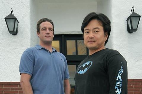 Nat Reinke & James Lee