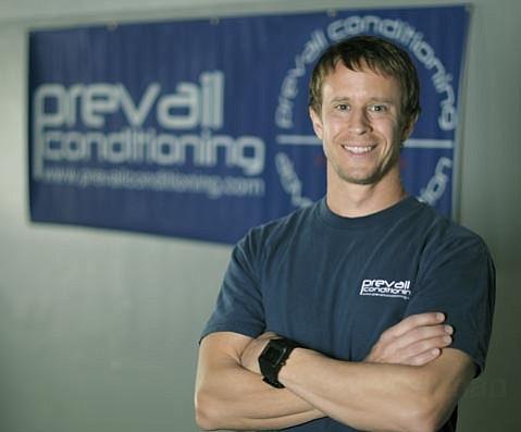 Personal trainer Chris Ecklund.