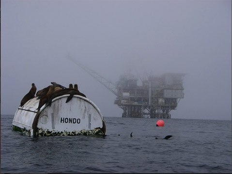 Oil Rig Hondo