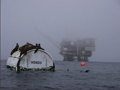 Oil Rig Hondo