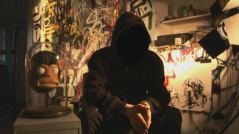 Magic Lantern presents pseudo-doc <em>Exit Through the Gift Shop</em>, about high-profile graffiti artist Banksy on Friday the 5th.