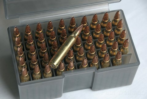 Non-Lead, Copper: 223 Remington, 50 VG (Varmint Grenade)