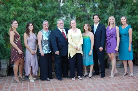 Community Environmental Council Board Members and Staff
