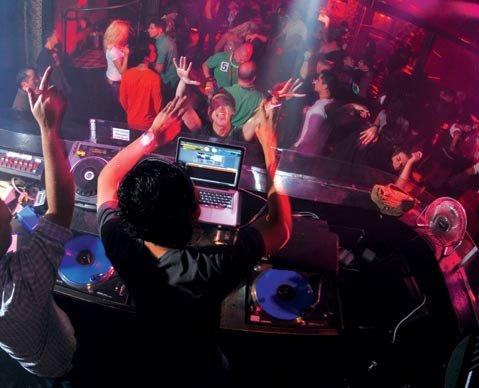 Wildcat's DJ Gavin Roy