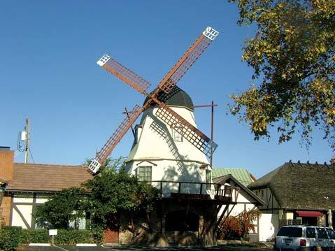 Solvang windmill