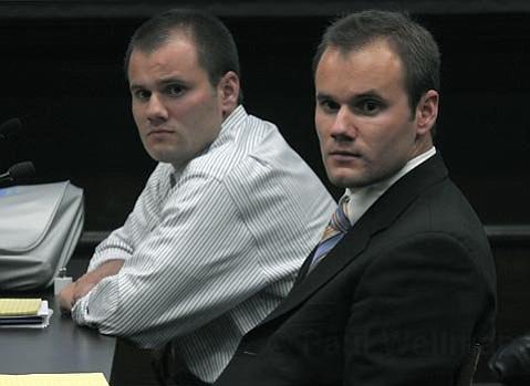 Brothers Joshua and Jeremy Pemberton