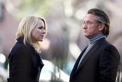 <strong>BUSHWHACKED:</strong>  Naomi Watts and Sean Penn star as ousted CIA agent Valerie Plame and <em>New York Times</em> reporter Joe Wilson, respectively, in the based-on-true-events thriller <em>Fair Game</em>.