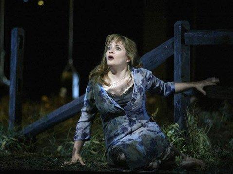 Patricia Racette received hugely positive reviews for her performance in the title role of the Santa Fe Opera production of Leoš Janáček's <em>Katya Kabanova</em>.