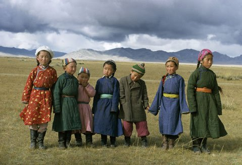 Mongolia in 1961
