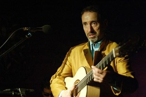 Jonathan Richman at the Mercury Lounge