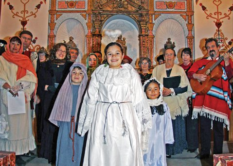 Las Posadas Celebrates Mexican Christmas