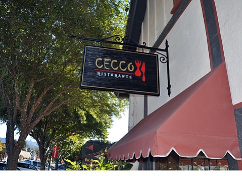 David Cecchini's new spot will offer pies and more.