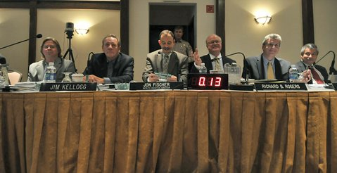 California State Fish and Game Commission votes on Southern California MPAs