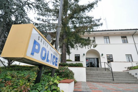 Santa Barbara Police Station