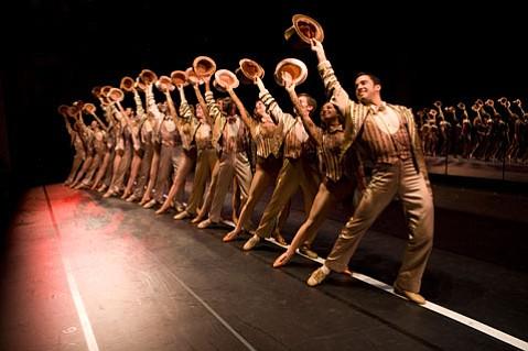 <em>A Chorus Line</em>