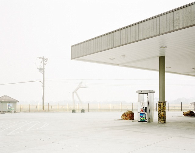 """""""Gas Station,"""" by YoungSuk Suh"""