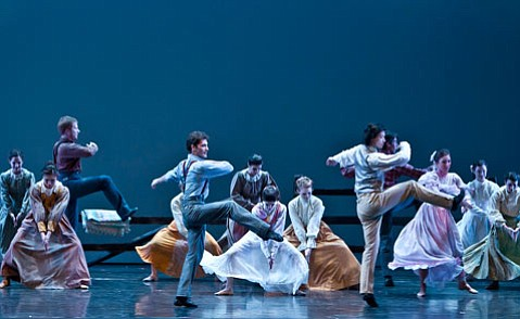 State Street Ballet and the Santa Barbara Symphony find a harmonious union in Aaron Copland.