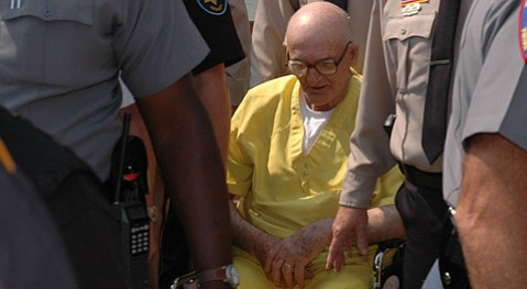 Edgar Ray Killen as seen in Micki Dickoff and Tony Pagano's <em>Neshoba: The Price of Freedom</em>.