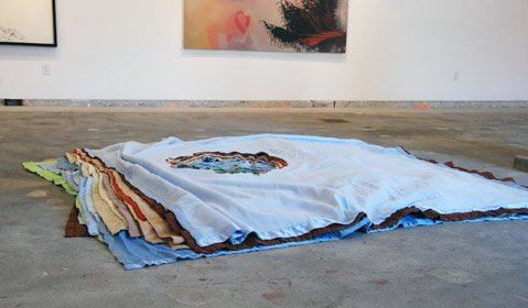 "Kim Yasuda's ""Domestic Bathymetry"""