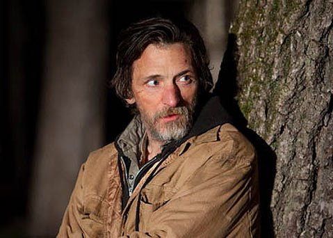 John Hawkes as Teardrop in <em>Winter's Bone</em>.