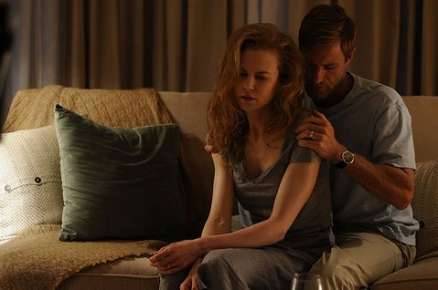 <strong>CINEMA VANGUARD:</strong>  In the recently released and acclaimed film <em>Rabbit Hole</em>, Aaron Eckhart and Nicole Kidman — who also produced the film — play a couple reeling from the death of their young child. It's a realistic portrait of grief and blame that scored Kidman an Oscar nomination for best actress.