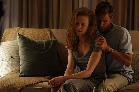 <strong>CINEMA VANGUARD:</strong>  In the recently released and acclaimed film <em>Rabbit Hole</em>, Aaron Eckhart and Nicole Kidman—who also produced the film—play a couple reeling from the death of their young child. It's a realistic portrait of grief and blame that scored Kidman an Oscar nomination for best actress.