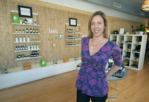 Kristin Fraser Cotte is the founder and CEO of The Grapeseed Company