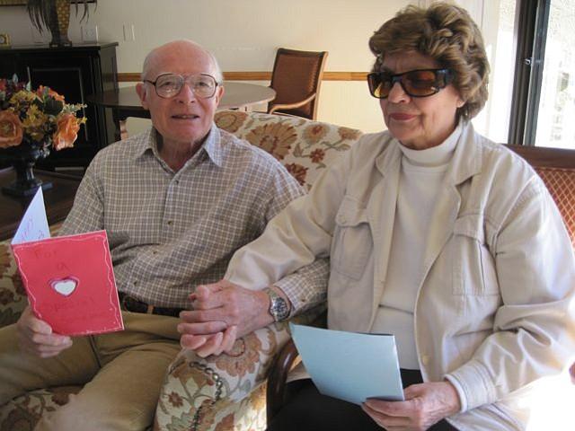 Carol and Paul Cramer