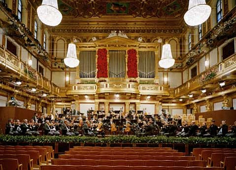 The Vienna Philharmonic