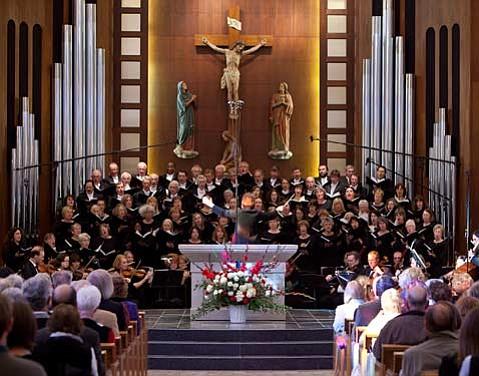 Bach's B Minor Mass