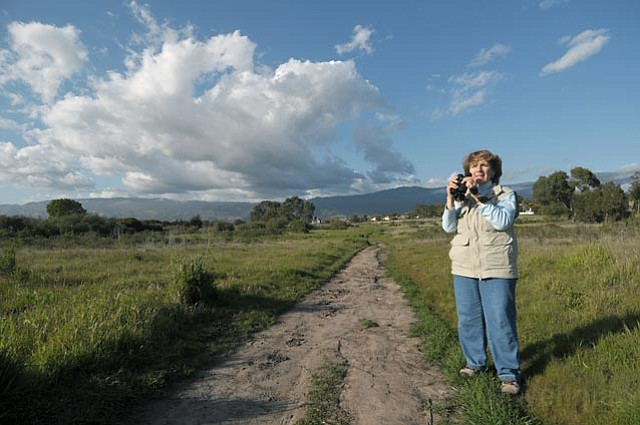 Valerie Olson at More Mesa