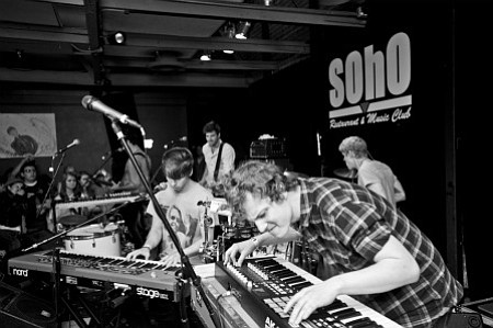 Foster the People at SOhO