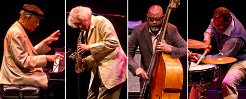 The McCoy Tyner Quartet